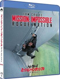 ミッション:インポッシブル/ローグ・ネイション【Blu-ray】 [ サイモン・ペッグ ]