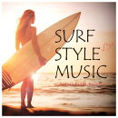 SURF STYLE MUSIC -SUNSET BEACH MELODY-