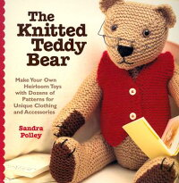 The_Knitted_Teddy_Bear:_Make_Y