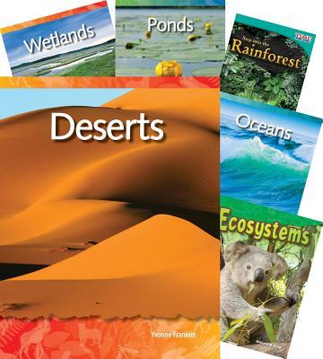 Biomes and Habitats 10-Book Set PREPAK-BIOMES & HABITATS 10-BK (Teacher Created Materials Library) [ Teacher Created Materials ]