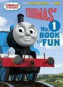 Thomas' No.1 Book of Fun (Thomas & Friends)