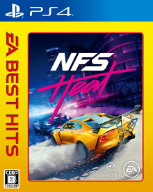 EA BEST HITS Need for Speed Heat