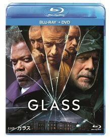 ミスター・ガラス ブルーレイ+DVDセット【Blu-ray】 [ ジェームズ・マカヴォイ ]