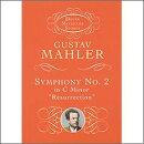 【輸入楽譜】マーラー, Gustav: 交響曲 第2番 ハ短調 「復活」: 小型スコア