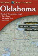 Delorme Atlas Oklahoma 5e: Deok