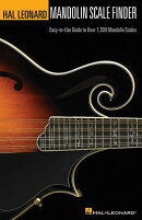 Mandolin Scale Finder: Easy-To-Use Guide to Over 1,300 Mandolin Chords 6 Inch. X 9 Inch. Edition