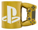 Gold Controller Mug / PlayStation