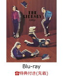 【先着特典】舞台「The Library」(オリジナルステッカー付き)【Blu-ray】