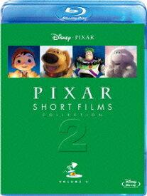 ピクサー・ショート・フィルム Vol.2【Blu-ray】 [ (ディズニー) ]