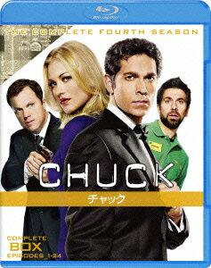 CHUCK/チャック<フォース・シーズン>コンプリート・セット【Blu-ray】 [ ザッカリー・リーヴァイ ]