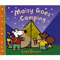 MAISY GOES CAMPING(H W/CD)