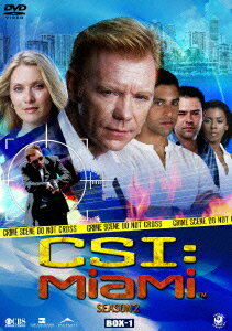 CSI:マイアミ シーズン2 S・P版 [ デヴィッド・カルーソ ]