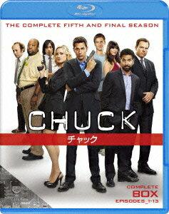CHUCK/チャック<ファイナル・シーズン>コンプリート・セット【Blu-ray】 [ ザッカリー・リーヴァイ ]
