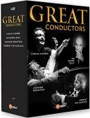 【輸入盤】偉大なる指揮者たち〜4つのドキュメンタリー〜カルロス・クライバー、ゲオルグ・ショルティ、レナード・…
