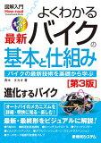図解入門よくわかる最新バイクの基本と仕組み第3版 (How-nual Visual Guide Book)