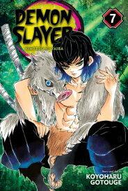 Demon Slayer: Kimetsu No Yaiba, Vol. 7, Volume 7 DEMON SLAYER KIMETSU NO YAIBA (Demon Slayer: Kimetsu No Yaiba) [ Koyoharu Gotouge ]