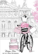 Chic: A Fashion Odyssey Boxed Set of Journals