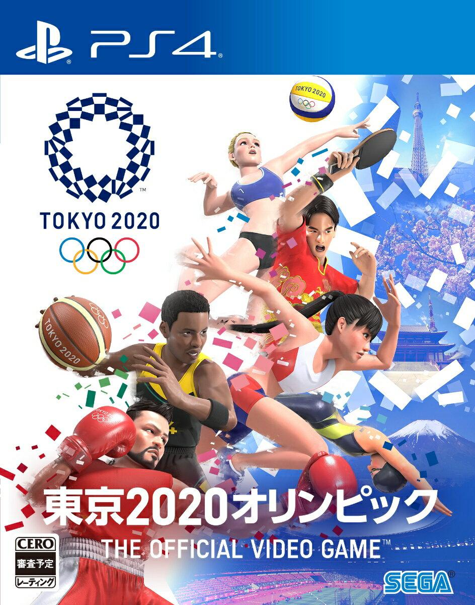 東京2020オリンピック The Official Video Game PS4版