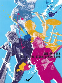 "ONE OK ROCK ""EYE OF THE STORM"" JAPAN TOUR【Blu-ray】 [ ONE OK ROCK ]"