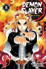 Demon Slayer: Kimetsu No Yaiba, Vol. 8, Volume 8 DEMON SLAYER KIMETSU NO YAIBA (Demon Slayer: Kimetsu No Yaiba) [ Koyoharu Gotouge ]