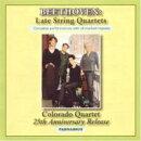 【輸入盤】String Quartet, 11, 12, 13, 14, 15, 16, Great Fugue: Colorado Q