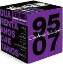 【輸入盤】Quarenta Anos Caetanos 95-07 (Box)