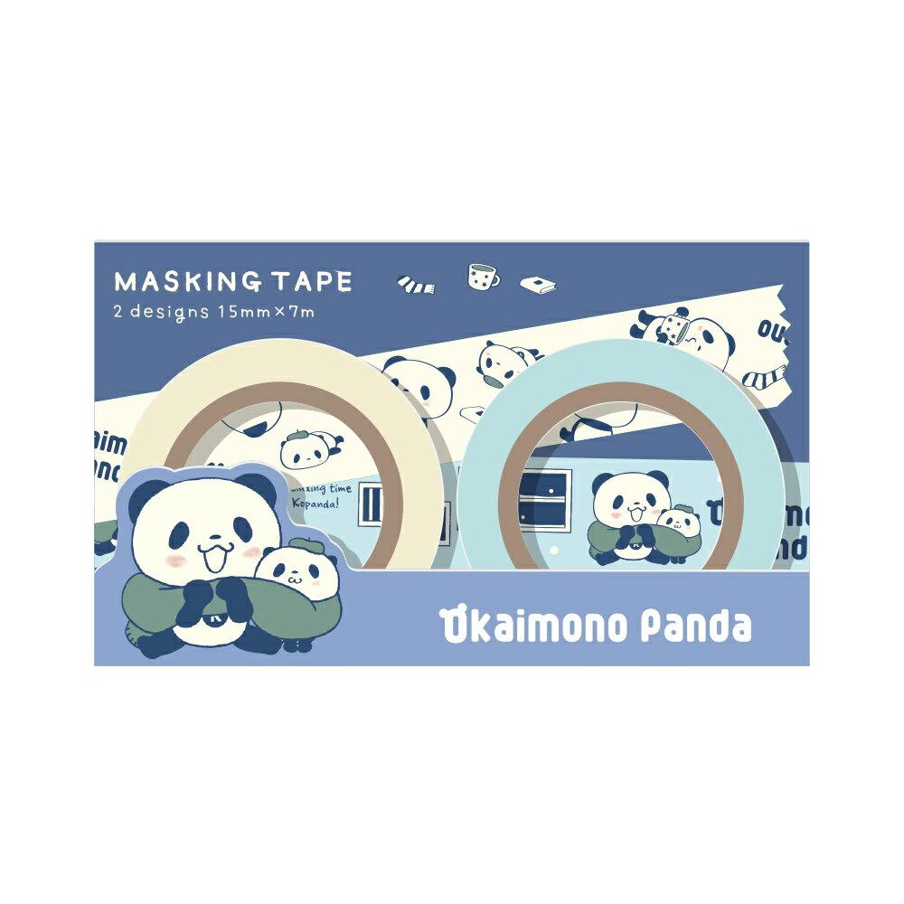 【ポイント交換限定】お買いものパンダ マスキングテープセット 〜ほっこりシリーズ〜