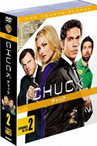 CHUCK/チャック<フォース・シーズン> セット2 [ ザッカリー・リーヴァイ ]