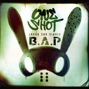 ONE SHOT<Type-B> [ B.A.P ]