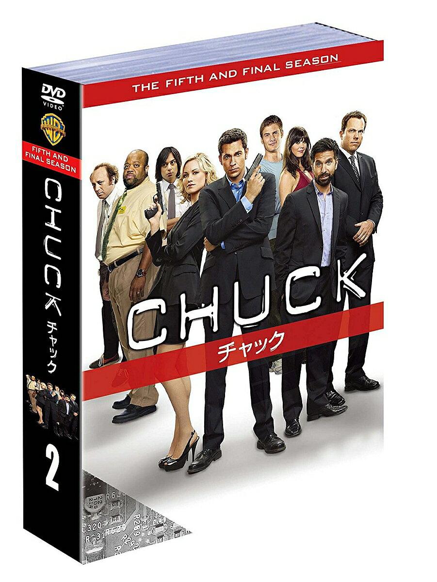 CHUCK/チャック<ファイナル・シーズン> セット2 [ ザッカリー・リーヴァイ ]