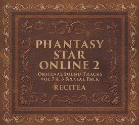 ファンタシースターオンライン2 オリジナルサウンドトラック Vol.7&8 豪華セット [ ファンタシースターシリーズ ]