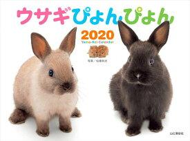 ウサギぴょんぴょんカレンダー(2020) ([カレンダー])