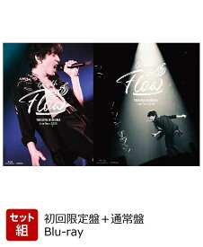TAKUYA KIMURA Live Tour 2020 Go with the Flow (初回限定盤+通常盤セット)【Blu-ray】 [ 木村拓哉 ]