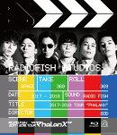 "RADIO FISH 2017-2018 TOUR ""Phalanx""初回盤Blu-ray豪華BOX仕様(Blu-ray+CD+ライブフォトブックレット+三方背BOX)…"