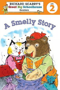 RichardScarry'sReaders(Level2):ASmellyStory