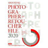 SHOOTINGフォトグラファー+レタッチャーファイル(2020)