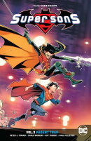 Super Sons Vol. 3: Parent Trap