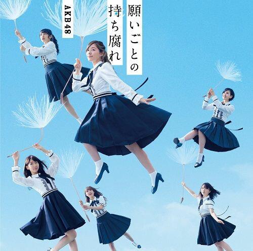 願いごとの持ち腐れ (通常盤 CD+DVD Type-B) [ AKB48 ]