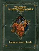 Premium 2nd Edition Advanced Dungeons & Dragons Dungeon Master's Guide