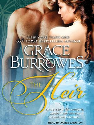 The Heir HEIR MP3 - CD/E M (Windham) [ Grace Burrowes ]