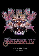 【輸入盤】Santana Iv Live At The House Of Blues, Las Vegas