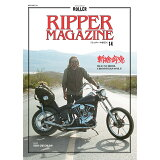 RIPPER MAGAZINE(14) 斬捨御免OLD SCHOOL CHOPPERS ONLY (NEKO MOOK)