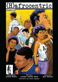 (H)AfrocentricComics:Volumes1-4(H)AFROCENTRICCOMICS[Juliana