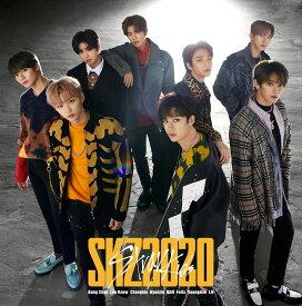 【先着特典】SKZ2020 (通常盤) (オリジナルソロフォトカードカレンダー(全8種のうちランダム1種)付き) [ Stray Kids ]