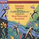 シューマン:交響曲第1番「春」、第4番