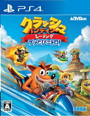 クラッシュ・バンディクーレーシング ブッとびニトロ! PS4版