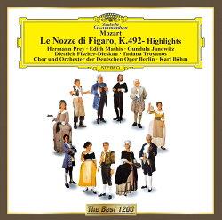モーツァルト:歌劇≪フィガロの結婚≫ハイライツ