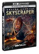スカイスクレイパー 4K ULTRA HD + Blu-rayセット【4K ULTRA HD】