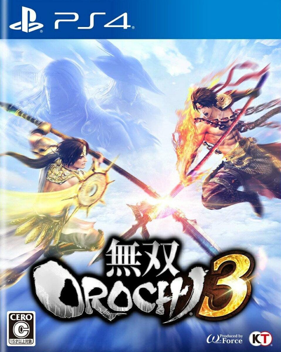 無双OROCHI3 通常版 PS4版