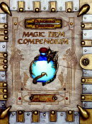 Premium 3.5 Edition Dungeons & Dragons Magic Item Compendium: Rules Supplement V.3.5